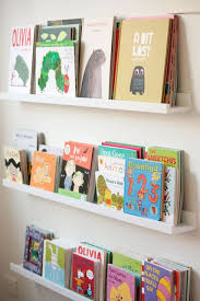 20 Ways to Use IKEA's RIBBA Picture Ledges All Over the House. Kids Book  ShelvesBookshelf ...