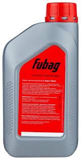 Купить <b>Масло</b> для смазки цепи <b>Fubag Super Chain</b> 1 л по низкой ...