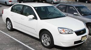 2006 Chevrolet Malibu - Information and photos - ZombieDrive