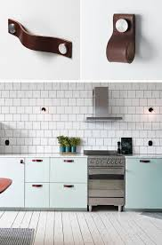 8 kitchen cabinet hardware ideas leather handles and pulls