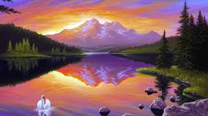 Image result for River, mountain, love