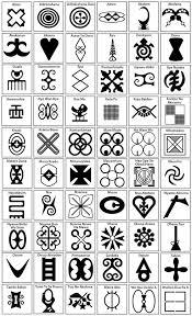 Adinkra Symbols Atizay