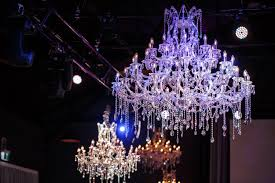 for larger spaces we have a matching pair of exquisite chandeliers measuring 1300mm x 1500mm height x diametre and are a real statement chandelier