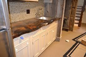 Creative Diy Countertops Hardwood Floor Countertops Diy Diy Butcher Block Countertop Ikea