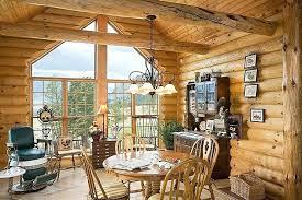 Interior Design Log Homes Custom Inspiration Design