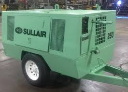 ck saves air compressors sullair 250 dpq jdd