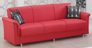 fabulous red sofa sleeper with red sofa sleeper chenille sofa