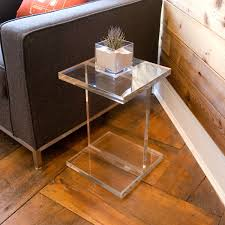 Genial Acrylicside Table Acrylic Side ...