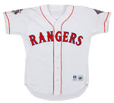 Mlb 2019 Rangers Pudge On Baseball Sale Discount Rodriguez Jersey Jerseys