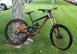 2017 scott gambler 710 dh full suspension mountain bike medium