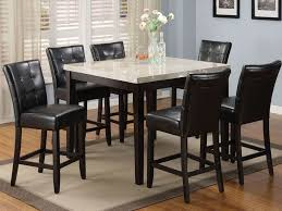 Bar Height Kitchen Table Set Dining Room Long Bar Dining Table Set Kitchen Making Counter