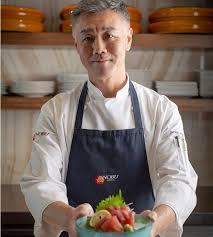 Sushi Cook Nobu Manila Welcomes Its New Head Sushi Chef Philippine Tatler