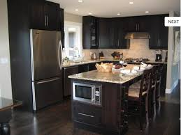dark cabinets kitchen. Dark Cabinets And Flooring Kitchen