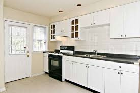 Cream Kitchen Tile Kitchen Design Painted Suggestion Contemporary White And Cream