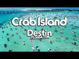 Crab Island Visitor Guide Destin Florida