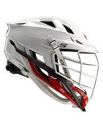 The S Lacrosse Helmet High Performance Mens Lacrosse