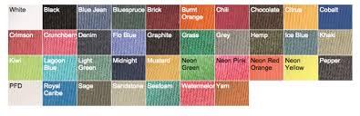 Comfort Colors T Shirts Color Chart Comfort Colors Short Sleeve Pocket Tee Greek By Dogwood