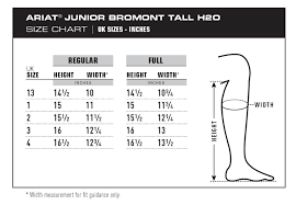 Ariat Junior Bromont H20 Tall Non Insulated Riding Boots