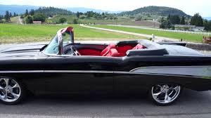 Custom 1957 Chevrolet Bel Air Convertible - YouTube
