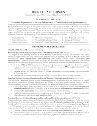 Sample Resume: Exle Management Resume With Change Consultant.