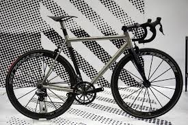 nahbs 2015 no 22 heads to races with 13 1 pound titanium carbon