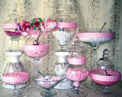 glass jars for candy buffet all time wedding table souvenirs