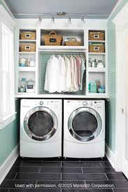 Wonderful Laundry Room Design Ideas With Top Loading Washer Images  Decoration Ideas