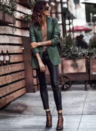 use a blazer to create a polished vibe like fashioned chic