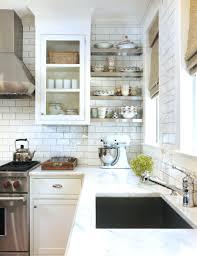 subway tile backsplash design white subway tiles for your kitchen white  ceramic subway tile design backsplash