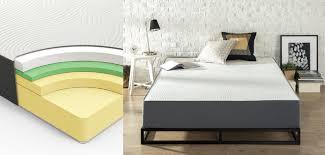 novaform 14 comfort grande queen gel memory foam mattress. zinus 10 inch universal comfort support responsive memory foam firm mattress. mattress novaform 14 grande queen gel n