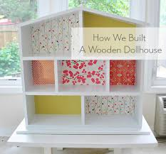 how to build a dollhouse part 1