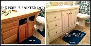 paint laminate bathroom cabinets painted vanity ideas decor chalk wall storage and marvellous photograph wonderful design painting b