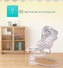babyfond baby rocking chair baby electric cradle rocking chair soothing the baby s artifact sleeps the newborn cradle