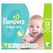 Newborn Diaper Size Chart Pampers Newborn Diapers Justamom Co