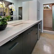 arctic white quartz. Arctic White Quartz Modern Current Obsessions Opposites Attract With Intended For Home Depot Wit