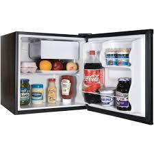 tiny refrigerator office. Haier HCR17B Refrigerator/Freezer, 1.7-Feet Cubic, Black: Amazon.ca: Home \u0026 Kitchen Tiny Refrigerator Office F