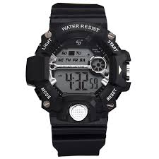 Xr3035 Male Electronic Movement Sports Waterproof Watch Sale ...