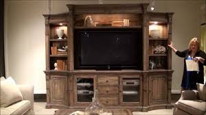 hooker furniture entertainment center. 4-pc Sorella Entertainment Center By Hooker Furniture | Home Gallery Stores - YouTube N