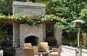 brick outdoor patio and backyard medium size outdoor patio stone fireplace outside designs plans prefab fireplaces gas
