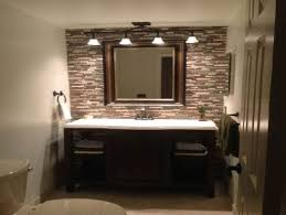 Bathroom Vanity Light Height Cool Bathroom Lighting Fixtures Over Mirror PCD Homes Bathroom