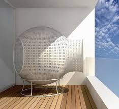 Modern Balcony Furniture by Tim Kerp