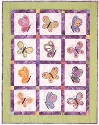 Free Butterfly Quilt Pattern at TrishsCrafts.com   quilting ... & Free Butterfly Quilt Pattern at TrishsCrafts.com Adamdwight.com