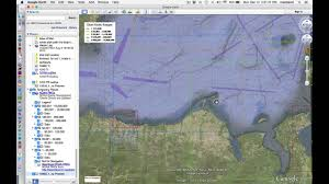 Noaa Chart Reprojector Viewing Us Nautical Charts On Google Earth