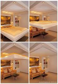 Bedroom Designs: 18 Underfloor Bed - Pull Out Beds