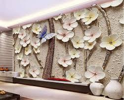 Flower Design Wallpaper 3d Buy Avikalp Exclusive Awz0264 3d Wallpaper 3d Flower