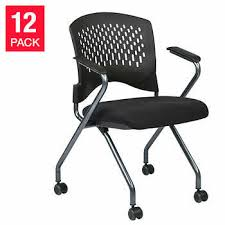 office chairs images.  Office ProLine Nesting Chairs 12pack Intended Office Images O