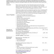 Restaurant Cook Resume Resume Sample Resume Objectives Chef Cook
