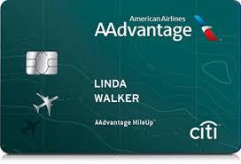 Citi Aadvantage Executive World Elite Mastercard Aa Com