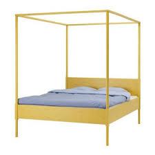 Hemnes Four-poster Bed Frame at Ikea | Fab IKEA Hacks | Hemnes bed ...