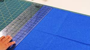 How to Use Rotary Ruler & Cutting Mat | Quilting - YouTube &  Adamdwight.com
